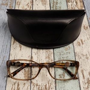 ccbe6407366 Versace Women Accessories Glasses Color Brown on Poshmark